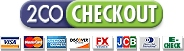 2Checkout.com accepts these debit and credit cards